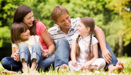 Programme d'anglais pour les familles